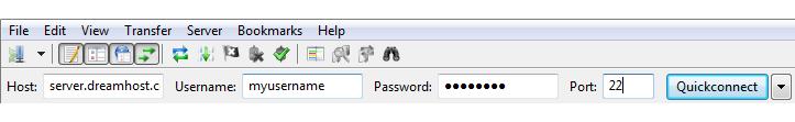 FTP工具上传文件